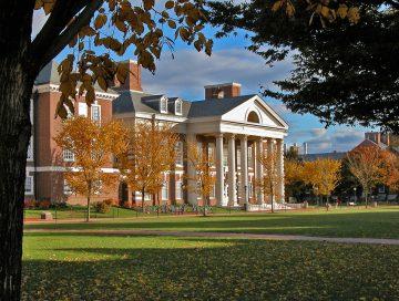 University of Delaware's Du Pont Hall