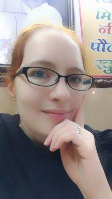 Headshot of graduate student Kelsey Utne