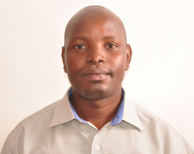 Headshot of Daniel Mutyambai, current postdoc