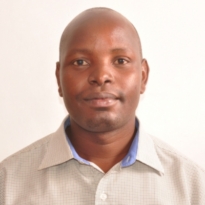 Headshot of Daniel Mutyambai, current postdoc