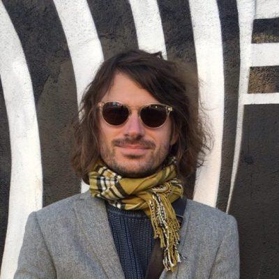 Headshot of Postdoc Josh Strable