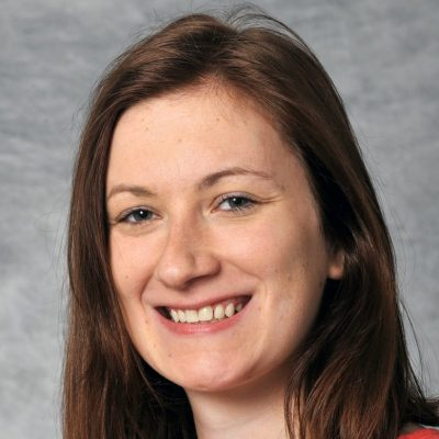 Headshot of graduate student Casey Cazer