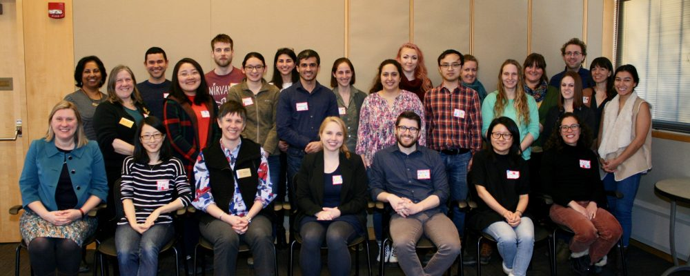 Participants in the March 2019 Inclusive Teaching Institute