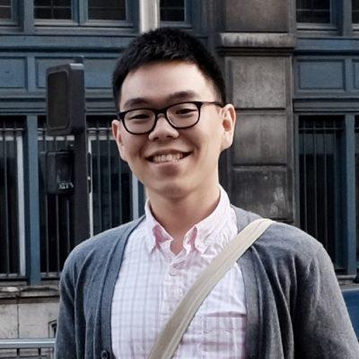 Stephen Kim, PhD Student